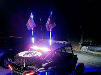 CHASE LIGHTS- Rear Light Bars
